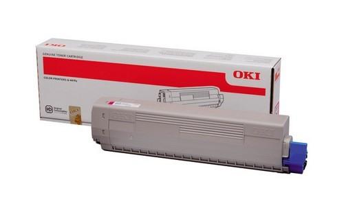 Oki Toner 44844506 Magenta 10.000 Seiten 1 Stück