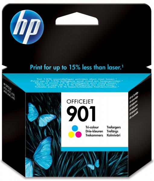 HP Tinte CC656AE 901 color 360 Seiten 9 ml 1 Stück