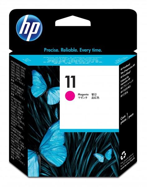HP Druckkopf C4812A 11 magenta 24.000 Seiten 8 ml 1 Stück