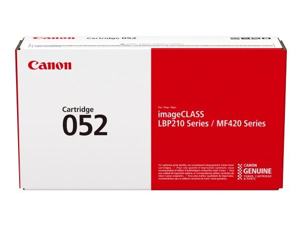 Canon Toner 2199C002 052 Schwarz 3.100 Seiten 1 Stück