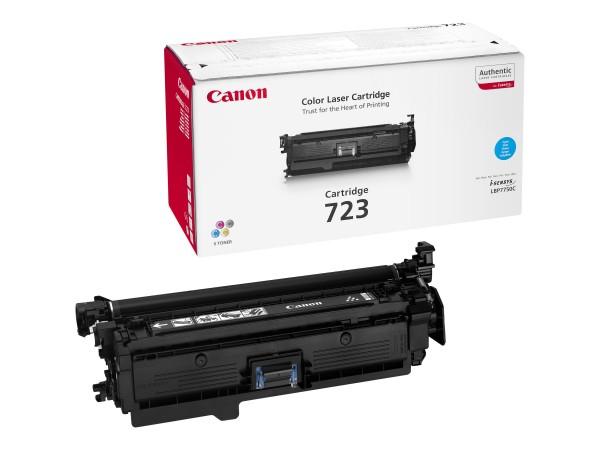 Canon Toner 2643B002 723 Cyan 8.500 Seiten 1 Stück