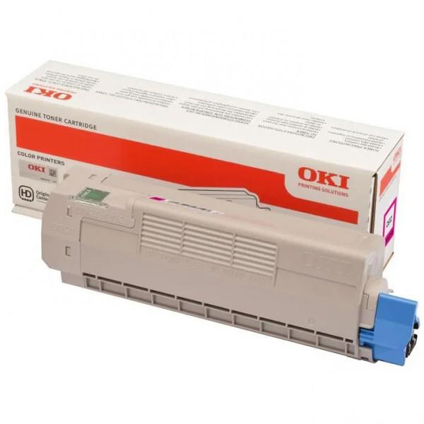 Oki Toner 46507506 Magenta 6.000 Seiten 1 Stück