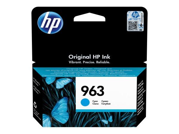 HP Tinte 3JA23AE#BGX 963 Cyan 700 Seiten 1 Stück