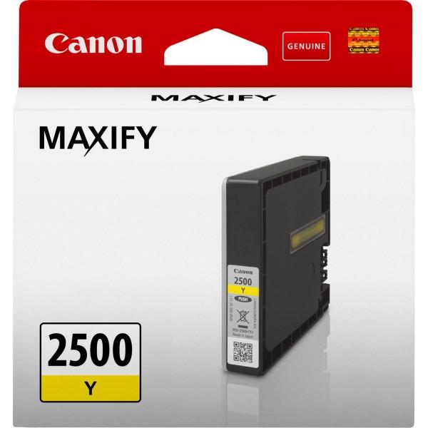 Canon Tinte 9303B001 PGI-2500Y Gelb 9,6 ml 1 Stück