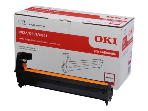 Oki Trommel-Kit 44844406 Magenta 30.000 Seiten