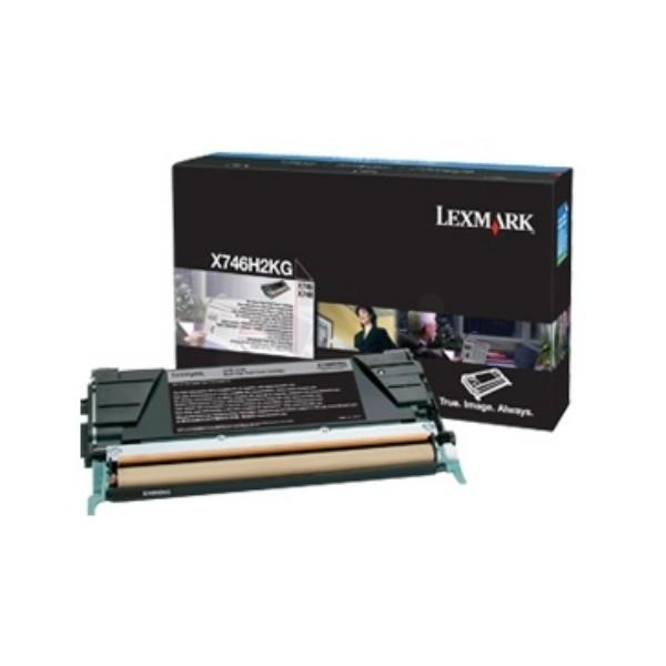 Lexmark Toner X746H3KG schwarz 12.000 Seiten 1 Stück
