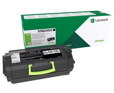 Lexmark Toner 53B2X00 Schwarz 45.000 Seiten 1 Stück