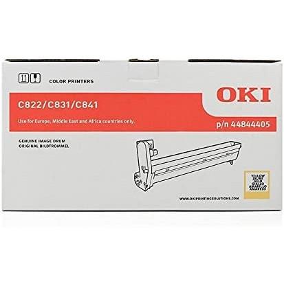 Oki Trommel-Kit 44844405 Gelb 30.000 Seiten