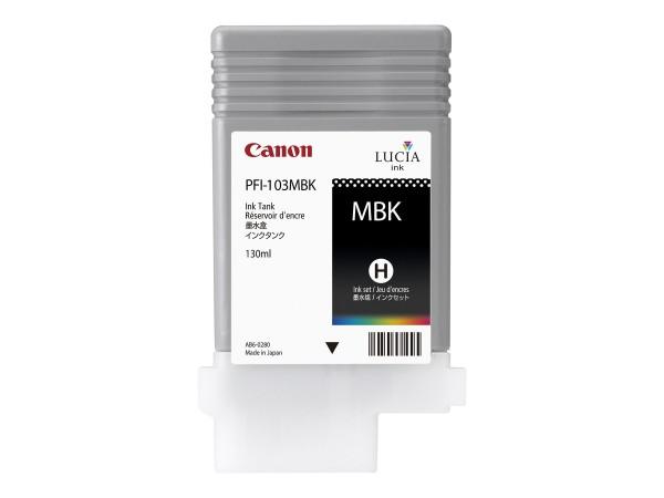 Canon Tinte 2211B001 PFI-103 MBK mattschwarz 130 ml pigmentiert 1 Stück