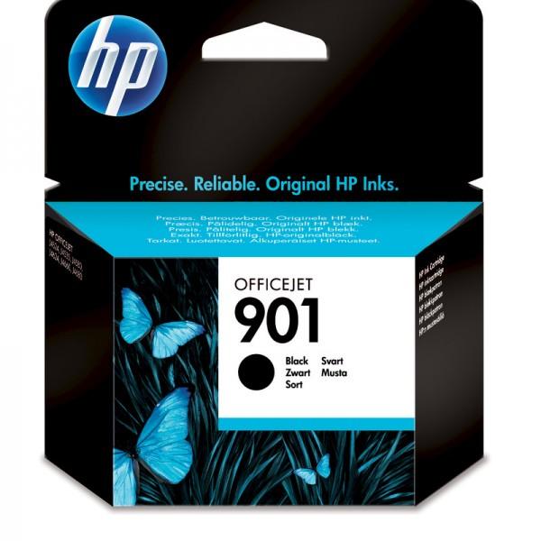 HP Tinte CC653AE 901 schwarz 200 Seiten 4 ml 1 Stück