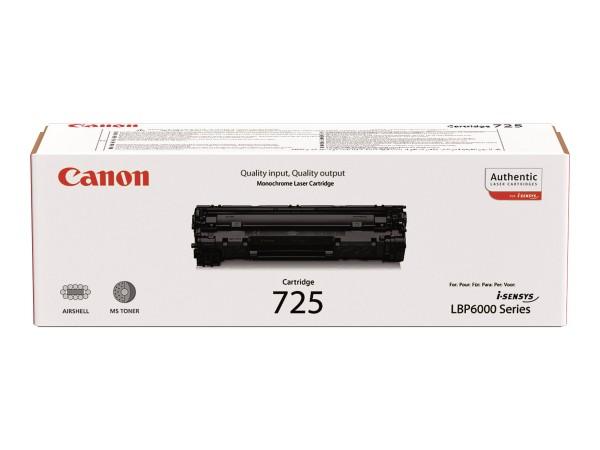 Canon Toner 3484B002 725 Schwarz 1.600 Seiten 1 Stück