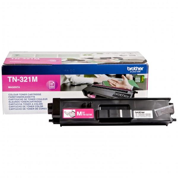 Brother Toner TN-321M Magenta 1.500 Seiten 1 Stück