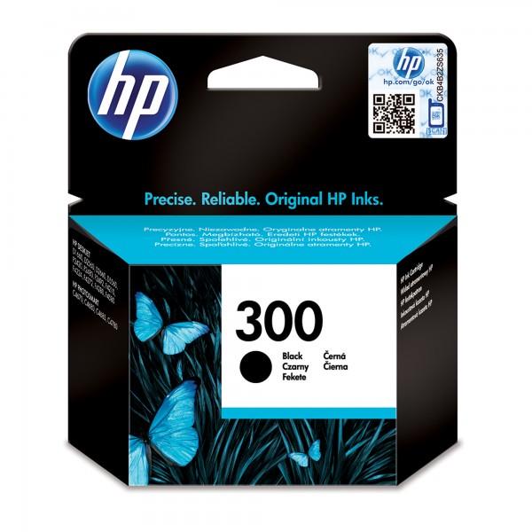 HP Tinte CC640EE 300 schwarz 200 Seiten 4 ml 1 Stück