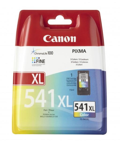 Canon Druckkopf 5226B005 CL-541 XL color 400 Seiten 15 ml f. Pixma MG2150/3150/4150