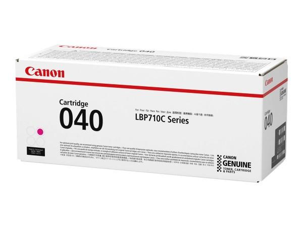 Canon Toner 0456C001 040 Magenta 5.400 Seiten 1 Stück