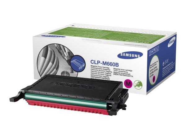 Samsung Toner CLP-M660B/ELS Magenta 5.000 Seiten 1 Stück