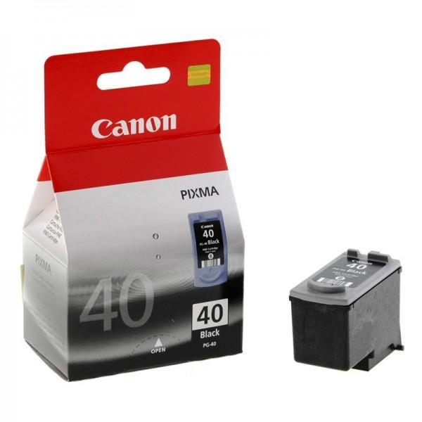 Canon Druckkopf 0615B001 PG-40 Schwarz 16 ml 1 Stück