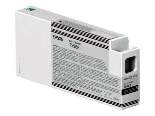 Epson Tinte C13T596800 T5968 mattschwarz 350 ml 1 Stück