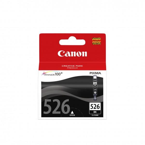 Canon Tinte 4540B001 CLI-526 BK Schwarz 2.185 Seiten 9 ml 1 Stück