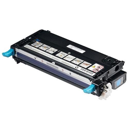 Dell Toner 593-10166 RF012 Cyan 4.000 Seiten 1 Stück