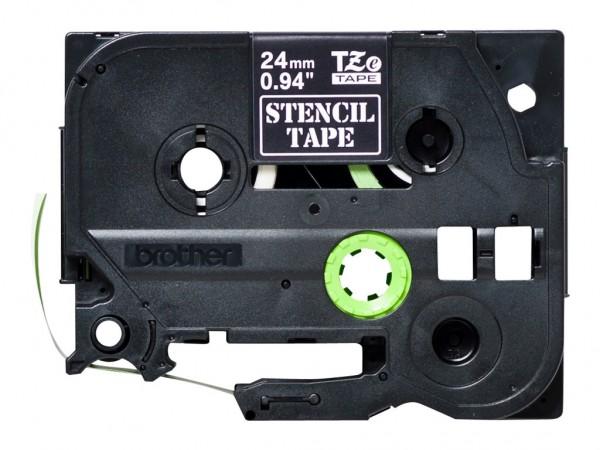 Brother Schablonenbandkassette STE151 24 mm 3 m