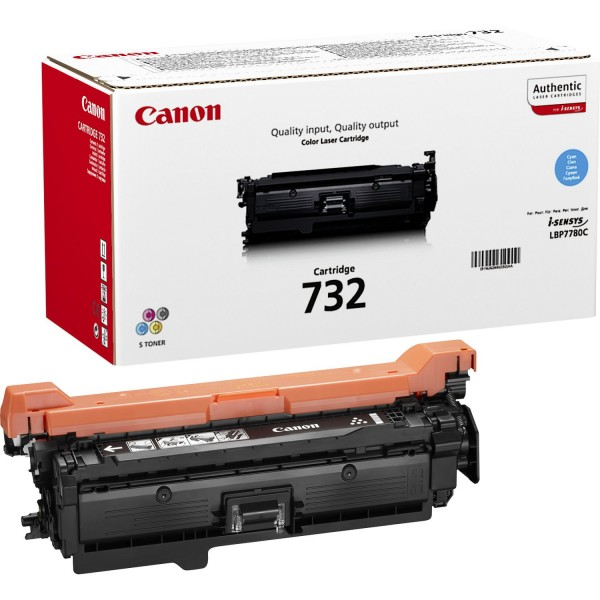 Canon Toner 6262B002 732 Cyan 6.400 Seiten 1 Stück