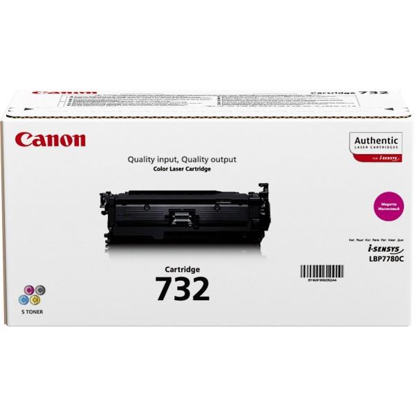 Canon Toner 6261B002 732 Magenta 6.400 Seiten 1 Stück