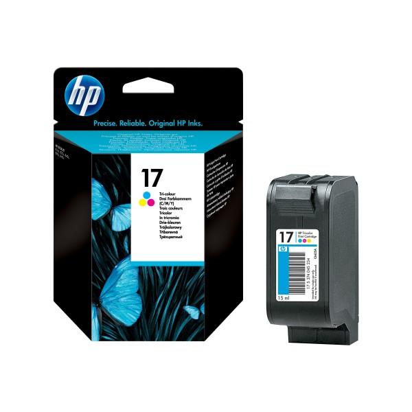 HP Tinte C6625A 17 color 480 Seiten 15 ml 1 Stück