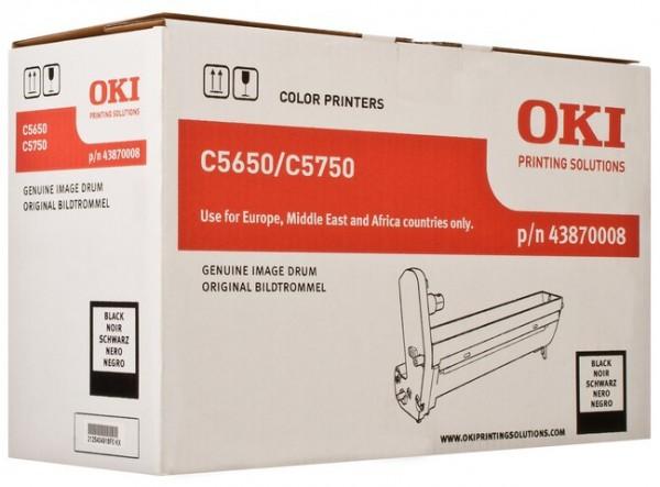 Oki Trommel-Kit 43870008 Schwarz 20.000 Seiten