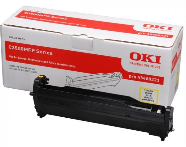 Oki Toner 44844505 Gelb 10.000 Seiten 1 Stück