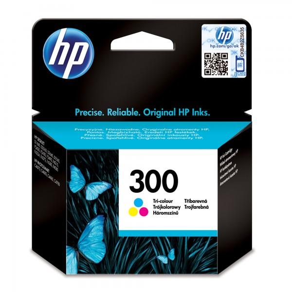 HP Tinte CC643EE 300 color 165 Seiten 4 ml 1 Stück