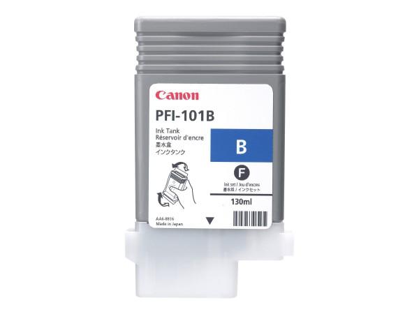 Canon Tinte 0891B001 PFI-101 B blau 130 ml 1 Stück
