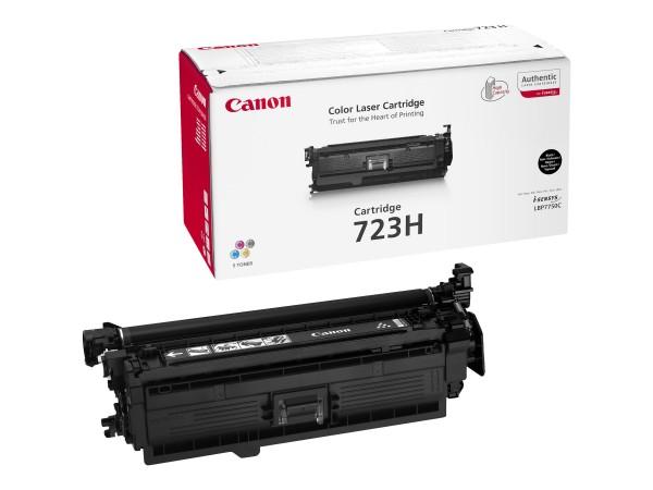 Canon Toner 2645B002 723H Schwarz 10.000 Seiten 1 Stück