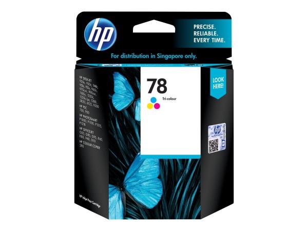 HP Tinte C6578D 78 color 560 Seiten 19 ml 1 Stück