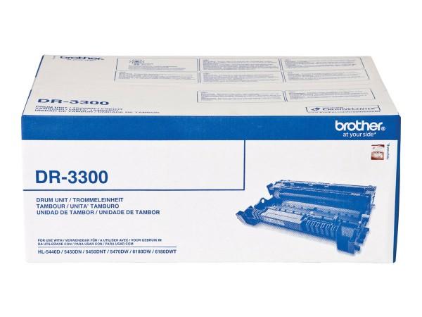 Brother Trommel DR-3300 30.000 Seiten f. HL-5440D, 5450DN, 5470DW, 6180DW