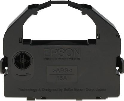 Epson Farbband C13S015262 Nylon schwarz Gr. 642 2 Mio Zeichen