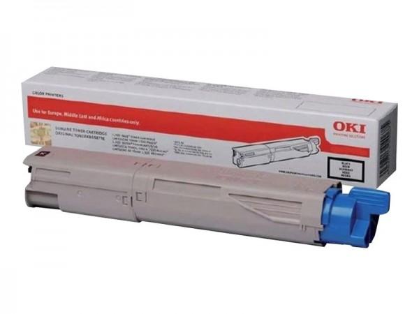 Oki Toner 45862818 Schwarz 15.000 Seiten 1 Stück