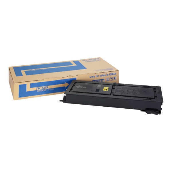 Kyocera Toner 1T02K50NL0 TK-685 Schwarz 20.000 Seiten 1 Stück