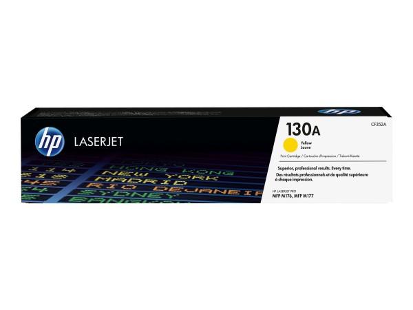 HP Toner CF352A 130A gelb 1.000 Seiten 1 Stück