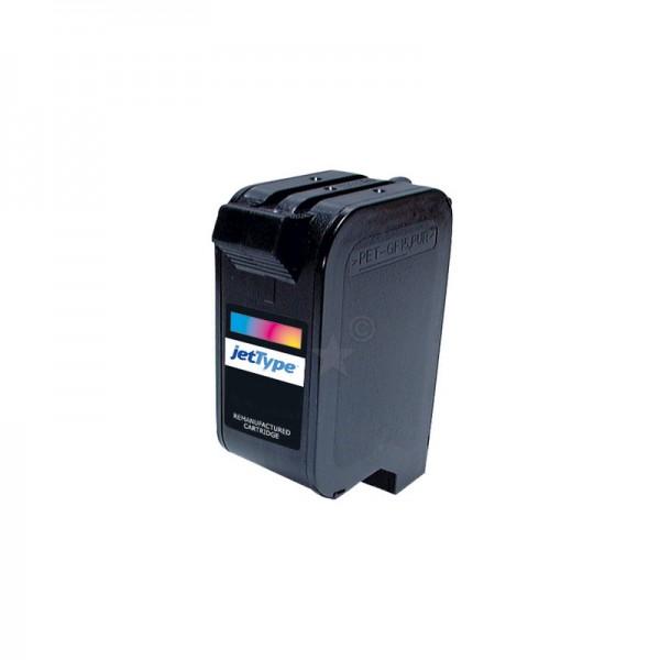 jetType Tinte kompatibel zu HP C6578AE 78 color 560 Seiten 45 ml 1 Stück
