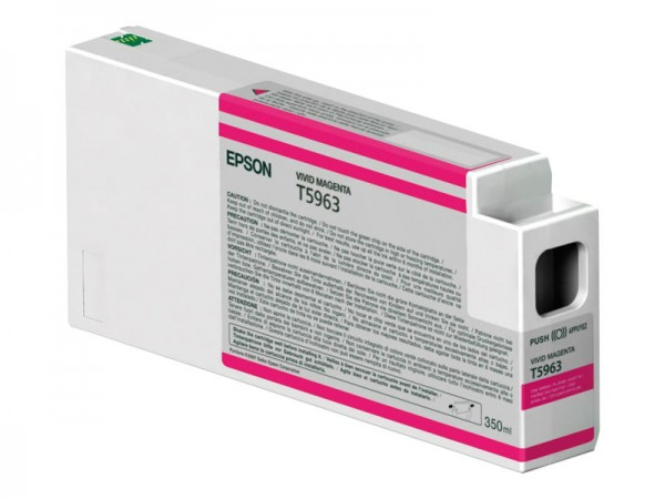 Epson Tinte C13T596300 T5963 vivid magenta 350 ml 1 Stück