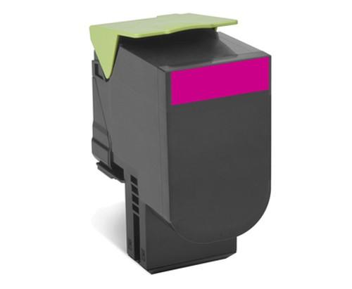 Lexmark Toner 80C2SM0 802SM Magenta 2.000 Seiten 1 Stück