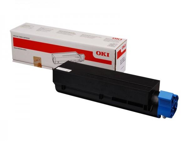 Oki Toner 45807106 Schwarz 7.000 Seiten 1 Stück