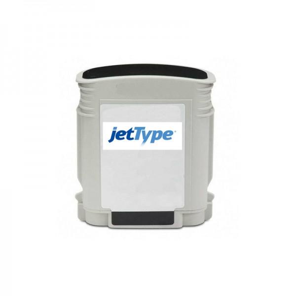 jetType Tinte kompatibel zu HP C4844AE 10 schwarz 2.200 Seiten 69 ml
