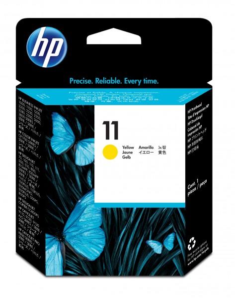 HP Druckkopf C4813A 11 gelb 24.000 Seiten 8 ml 1 Stück