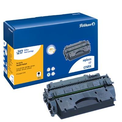 Pelikan Toner kompatibel zu HP 4207166 05X Schwarz 6.500 Seiten 1 Stück
