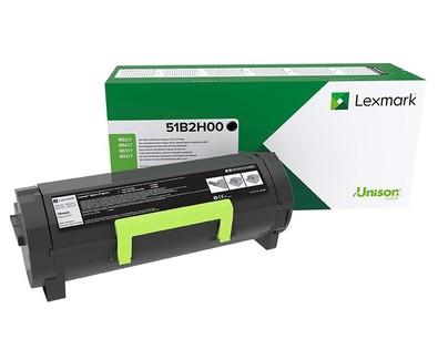 Lexmark Toner 51B2H00 Schwarz 8.500 Seiten 1 Stück