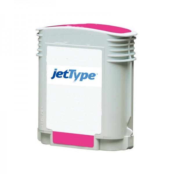 jetType Tinte kompatibel zu HP C4912A 82 magenta 69 ml 1 Stück
