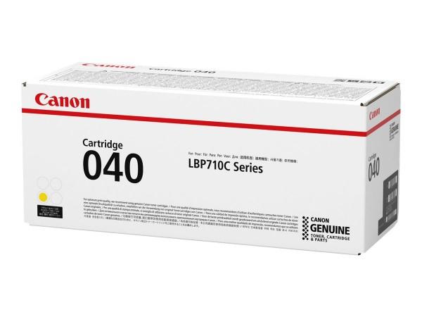 Canon Toner 0454C001 040 Gelb 5.400 Seiten 1 Stück