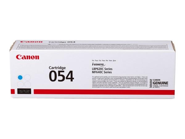 Canon Toner 3023C002 054 Cyan 1.200 Seiten 1 Stück